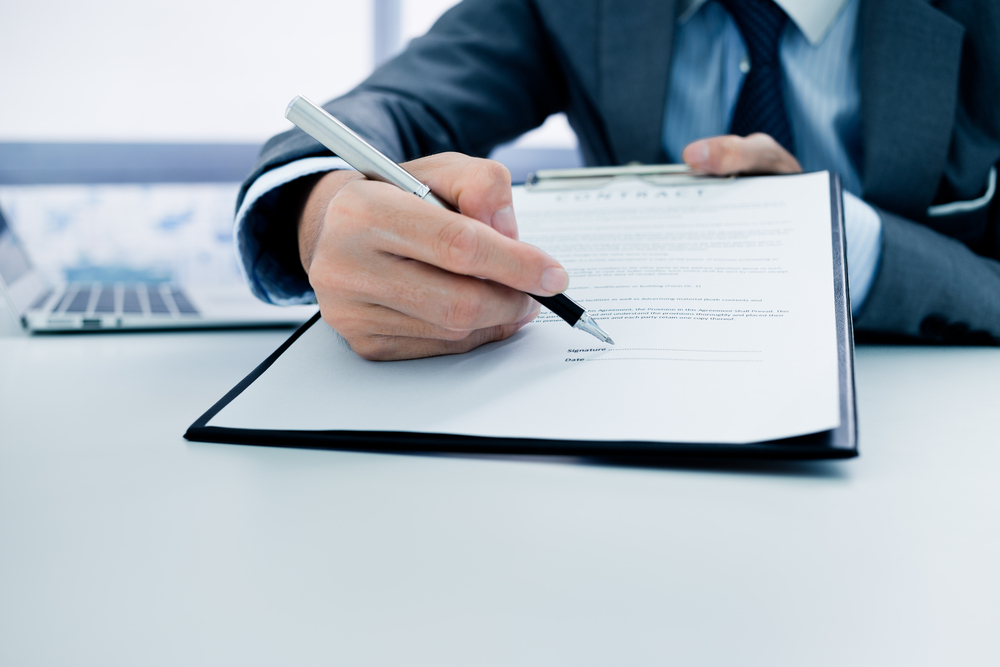 3 Tips on Evaluating Cyber Insurance with the FAIR Model - Contract Signing