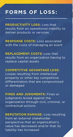 6 Forms of Loss in FAIR Analysis