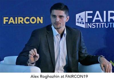 Alex Rogozhin at FAIRCON19