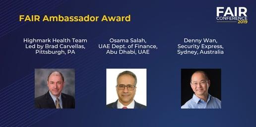 Ambassador Finalists