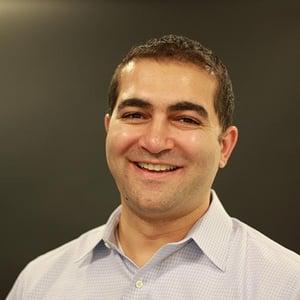 Amjed Saffarini CEO CyberVista