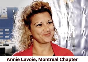 Annie Lavoie Montreal Chapter FAIR Institute