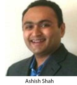 Ashish Shah - Chevron - Co-Chair FAIR Institute Chapter Houston
