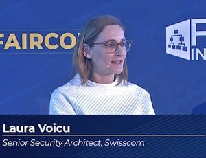 FAIRCON19 - Laura Voicu - Swisscom