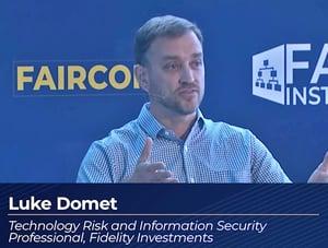 FAIRCON19 - Luke Domet - Fidelity Investments