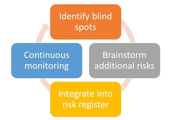 Forward Looking Risk Register - Tony Martin-Vegue