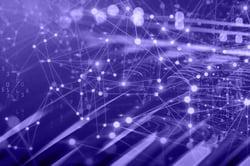 Computer Network - Blue