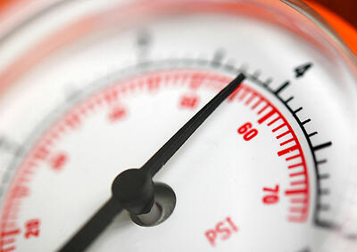 Define Your Company's Appetite for Risk with FAIR Analysis - Pressure Gauge