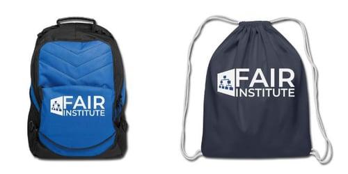 FAIR Institute Bags