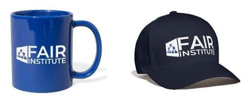 FAIR Institute Mug and Hat