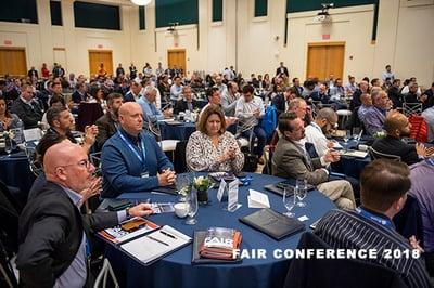 FAIRCON 2018 Audience