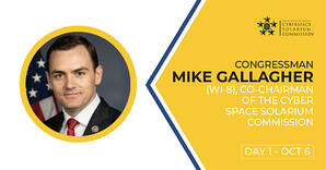 Rep Mike Gallagher - 2020 FAIR Conference