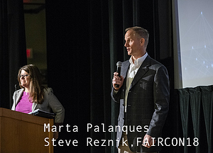 FAIRCON18 Presentation by Marta Palanques and Steve Reznik of ADP on Key Risk Indicators for Cybersecurity 1
