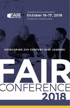 FAIRCON18 Program Cover
