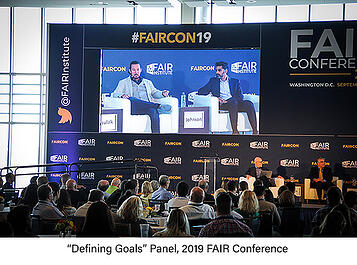 FAIRCON19 - Panel - Defining Goals - Joey Johnson - Omar Khawaja