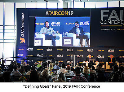 FAIRCON19 - Panel - Defining Goals - Joey Johnson - Omar Khawaja