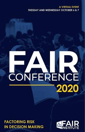 FAIRCON2020 Program Title Page