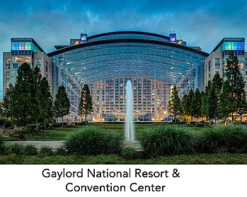 Gaylord National Resort & Convention Center Site of 2019 FAIR Conference
