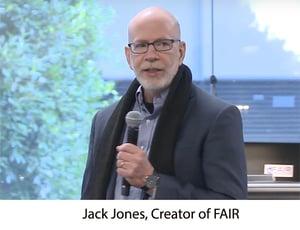Jack Jones - Creator of FAIR