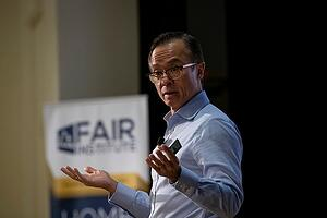James Lam Speaking at FAIRCON18