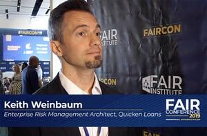 Keith Weinbaum FAIR Program Manager Rock Holdings Quicken Loans