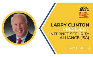 Larry Clinton - 2020 FAIR Conference