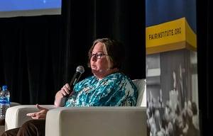Mandy Andress FAIRCON18 Panel Buy In for FAIR