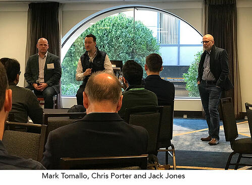 Mark Tomallo - Chris Porter - Jack Jones  - 2020 RSAC FAIR Institute Breakfast Cap