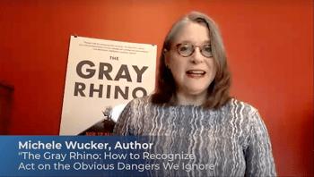 Michele Wucker - Gray Rhino Author - 2020 FAIR Conference Keynote