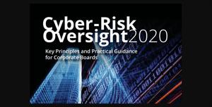 NACD Cyber Risk Oversight Handbook 2020