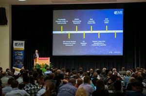 Nick Sanna Addresses 2018 FAIR Conference
