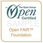 Open FAIR Certificatioin Badge