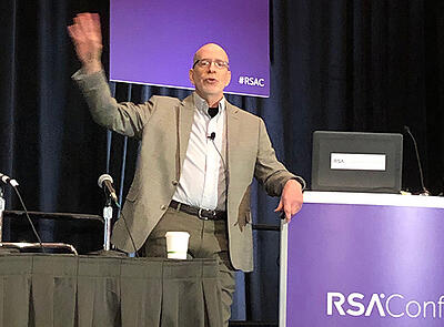 RSAC 2019 Jack Jones Speaks on Risk Appetite 2-1