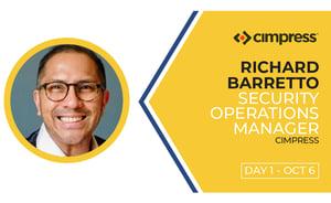 Richard Barretto - Cimpress - 2020 FAIR Conference