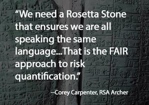 Rosetta-Stone-RSA-Archer-Quote