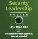 SANS CISO Mindmap Poster 2020