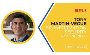Tony Martin-Vegue - 2020 FAIR Conference