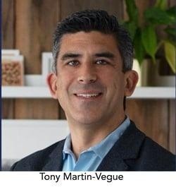Tony Martin-Vegue, 2020 FAIR Ambassador Award Winner
