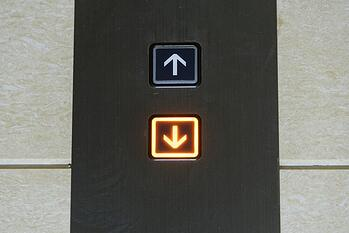 Upside or Positive Risk Elevator Going Down