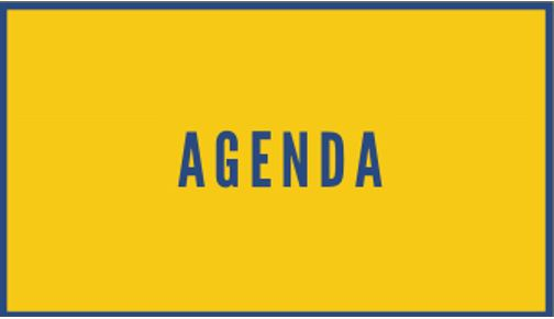 FC20 Agenda